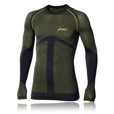 Abbiglimento sportivo da uomo traspirante verde