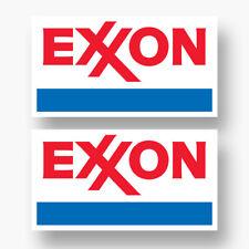 "MOBIL SAE OIL DECALS 10-20-30-40 3/"" DIAMENTER"