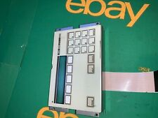 Keyboard - Gilson 305 HPLC Master Pump