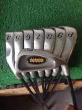 Stealth Bomber Irons 3-PW Regular Graphite Shaft
