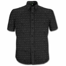 Camicie casual e maglie da uomo neri casual