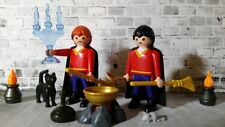 PLAYMOBIL HARRY POTTER RON FIGURINE FIGURE SORCIER HOGWARTS ENFANT MAUDIT