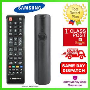 OFFICIAL GENUINE SAMSUNG SMART TV REMOTE CONTROL BN59-01303A - NEW
