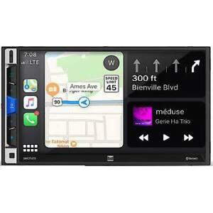 """Dual Electronics 7"""" Carplay Digital Media Receiver DMCPA70BT"""