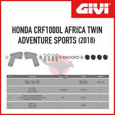 ATTACCHI FARETTI [GIVI] HONDA CRF 1000 L AFRICA TWIN ADV. SPORTS (2018) LS1161OX
