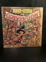 HOMER & JETHRO AT THE CONVENTION LP VG+ - **AUTOGRAPHED** SEE PHOTO