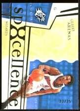 Gilbert Arenas Card 2003-04 SPx Spectrum #125