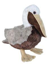"Pelican 15"" tall plush Cuddlekins stuffed animal bird toy made by Wild Republic"
