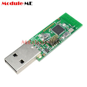 Bluetooth 4.0 2.4GHz BLE CC2540 Sniffer Board USB Interface Dongle BTool Packet