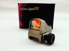 Docter Optics Style III Auto Brightness Red Dot Reflex Sight For Airsoft