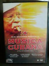 Music DVD - MUSICA CUBANA - from Wim Wenders, nr. 251.