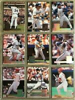 1993 Donruss Special Edition Gold Baseball Card Set (100) Series 1 + 2
