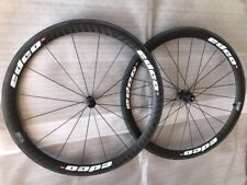 Edco Aerosport Umbrial Light Tubular NOT clincher 45mm Carbon Fiber Wheelset