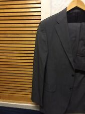 "VAN KOLLEM MENS Two Pieces Regular VIRGIN WOOL Blend Suit Size U.K 38/32""New """