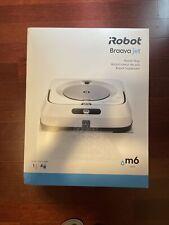 iRobot Braava Jet M6 (6110) Wi-Fi Connected Robot Mop Bundle