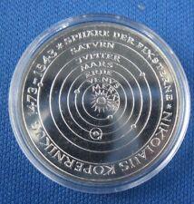 5 D-Mark Mark PP Kopernikus 1973