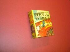MEN WITH WINGS Big/Better Little Book 1938 WHITMAN movie war