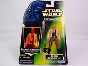 Kenner Star Wars Luke Skywalker In Ceremonial Outfit Action Figure - NEW