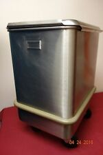 Seco Piper mobil ingredient bin stainless steel
