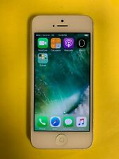 Apple iPhone 5 - 64GB - (Unlocked)  - Silver - Excellent Condition - Clean IMEI