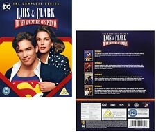 LOIS & CLARK 1-4 (1993-1997) COMPLETE New Adventures of Superman - R2 DVD not US