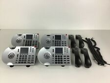 ShoreTel IP265 265 S36 ShorePhone with Handsets and Stands LOT OF 4