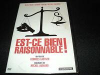 "DVD NEUF ""EST-CE BIEN RAISONNABLE"" Miou-Miou, Gerard LANVIN, Michel GALABRU"