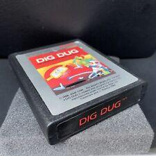 Atari 2600 Vintage Working Video Game Cartridge – Dig Dug - Tested