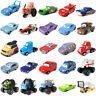 Disney Pixar Cars Lightning McQueen Racers Lot Choose 1:55 Diecast Metal Toy New