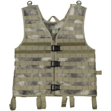 MFH Light Tactical Hunting Vest Paintball Airsoft Modular Carrier HDT Camo AU