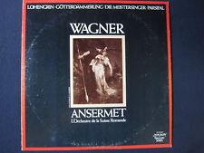 Wagner Ansermet [Vinyl LP]