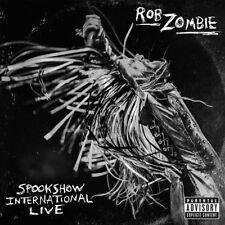 ROB ZOMBIE Spookshow International Live LP Vinyl BRAND NEW 2018