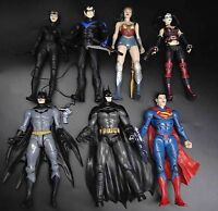 DC COMICS DESIGNER SUPERMAN Wonder Woman BATMAN Catwoman Harley Quinn Nightwing