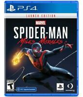 Marvel's Spider-Man: Miles Morales Launch Edition (PlayStation 4) (ps4sce306158)