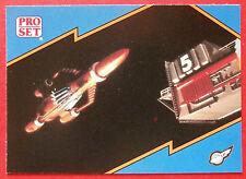 Thunderbirds PRO SET - Card #054 - Communications Link - Pro Set Inc 1992