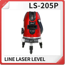 LS-205 Rotary Laser Level  NEW 4 vertical 1 horizontal line Surveying Autolevels
