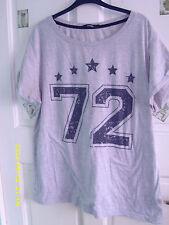 George Polyester Crew Neck Waist Length Women's Tops & Shirts