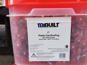 Plastic Roof Caps