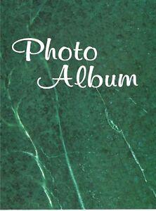 1-Premium~Photo Album~Holds-48-Photos~Slip In 4x6-Size~WOW