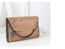 Amazing Vegan Leather Designer Inspired Stella Chain Purse Perfect For All Year