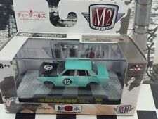 M2 Machines AUTO JAPAN 1969 NISSAN BLUEBIRD 1600 SSS NEW IN BOX 1:64 SCALE