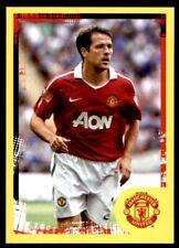 Panini Manchester United 2010-2011 Michael Owen No. 37