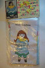 Vintage Kit For Molly Sunshine Doll, From 1993, Still in Packaging