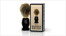 Van Der Hagen Premium Badger Brush 100% Pure Badger Hair