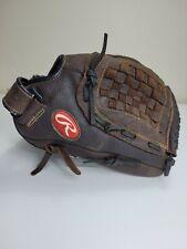 "New listing Rawlings Rbg36DB 12.5"" Zero Shock Baseball Glove  Dark Brown RHT"