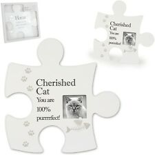 Said with Sentiment 7519 Jigsaw Wall Art Cherished Cat