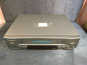 Panasonic PV-4508 Omnivision VCR - Partially Working