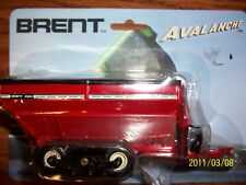 1/64 BRENT AVALANCHE 1084 GRAIN CART red