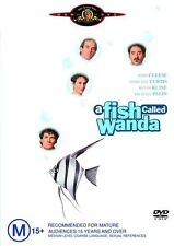 A Fish Called Wanda (1988) John Cleese - NEW DVD - Region 4