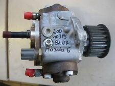 Mazda 6.bj2007.2,0 D-143ps.Hochdruckdieselpumpe.Einspritzpumpe